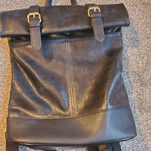 Boutique Leather backpack.
